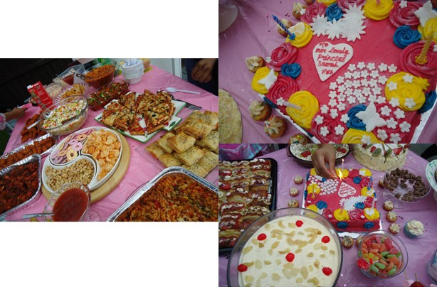 Your birthday party food pictures