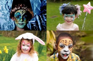 Party face painting ideas for kids