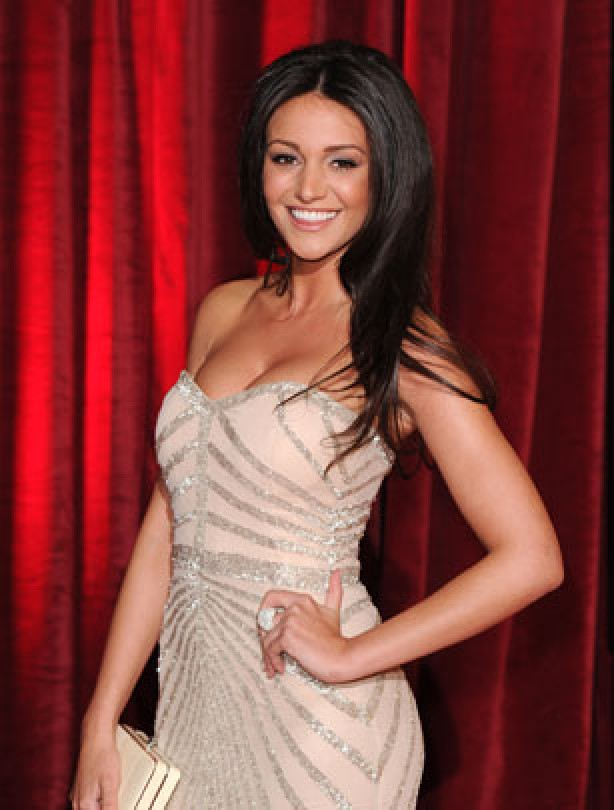 Michelle Keegan: Soap Awards