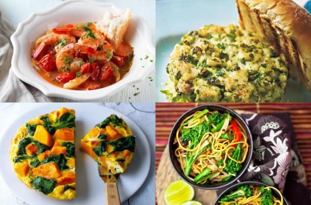 Diet dinner recipes under 200 calories