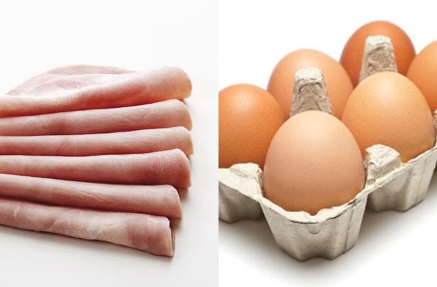 Breakfast under 100 calories