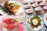New easy recipes 17th-24th May 2013