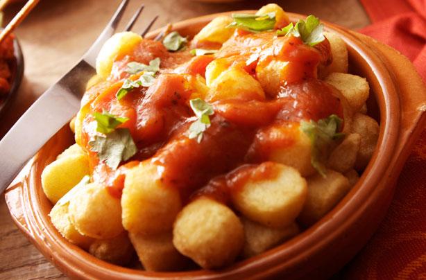 Patatas bravas recipe - goodtoknow