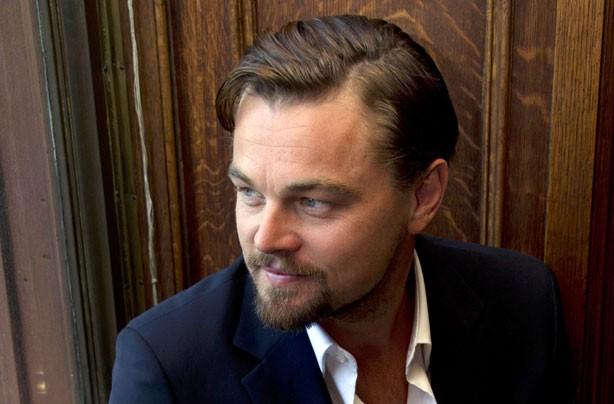 Leonardo Di Caprio beard