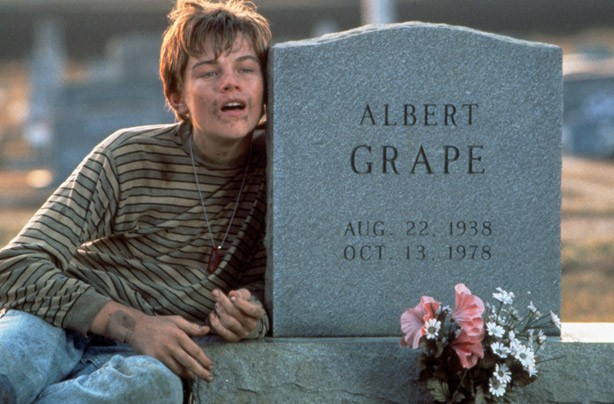 Leonardo Di Caprio What's Eating Gilbert Grape