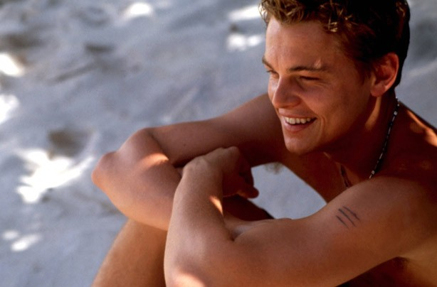Leonardo Di Caprio The Beach 2000