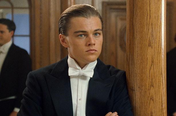 Leonardo Di Caprio Titanic dinner suit