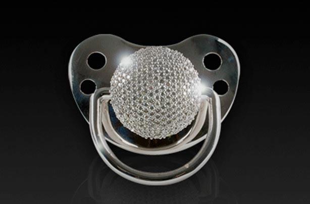 The Diamond Pacifier