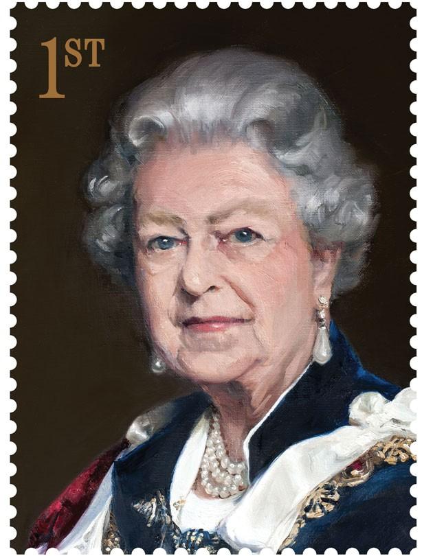 Queen Elizabeth new portrait