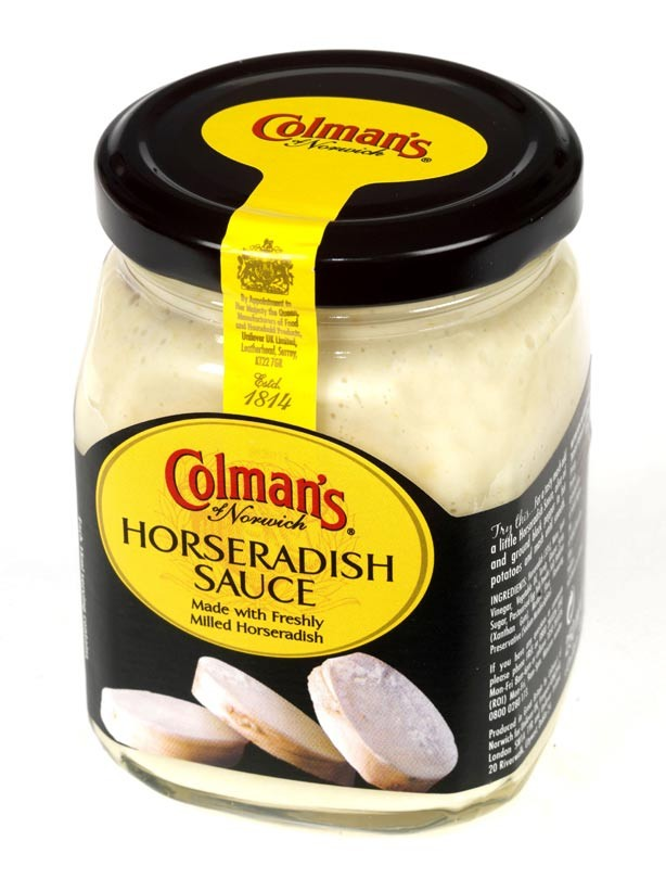 ... the best and worst revealed - Colman's Horseradish sauce - goodtoknow
