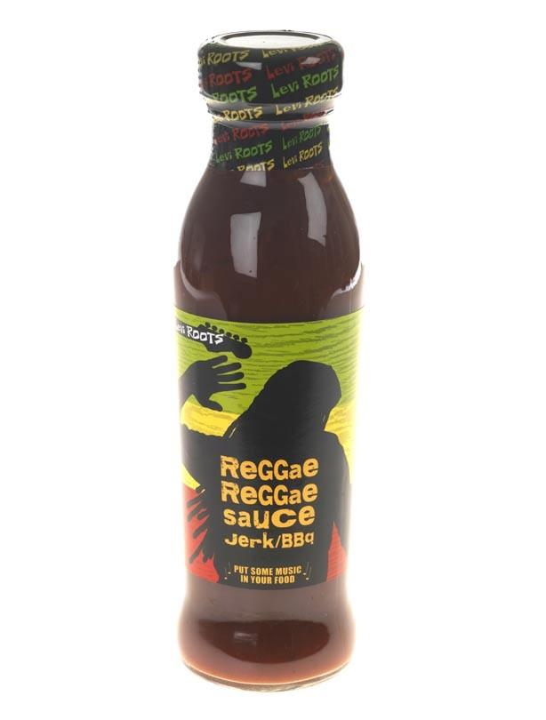 Levi Roots' Reggae Reggae Jerk BBQ sauce