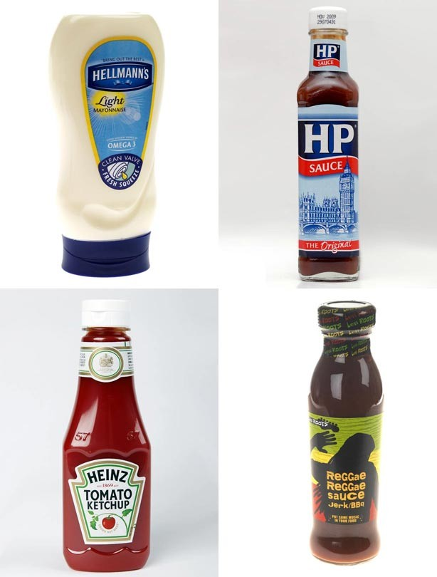 Sauces: the best and worst revealed