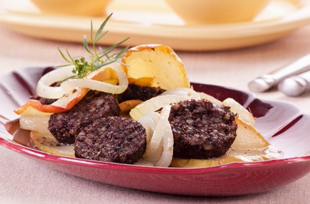 Black pudding recipe