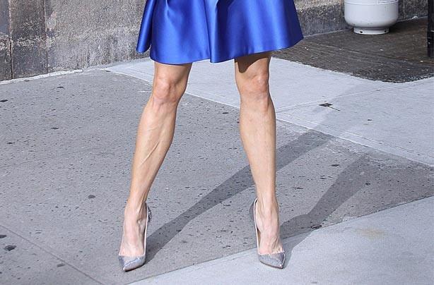 Renee Zellweger's legs