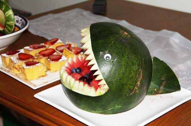 Your fun fruit and veg pictures