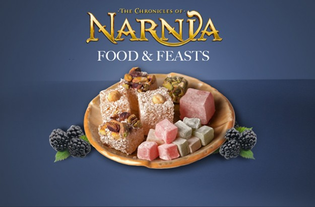 WIN with the Narnia Food and Feasts competition!