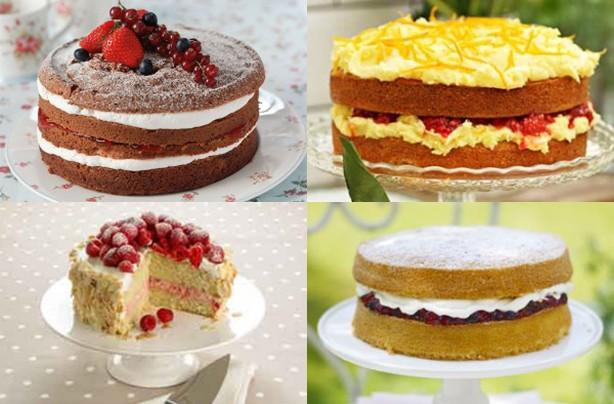 10 victoria sponge cakes with a twist goodtoknow