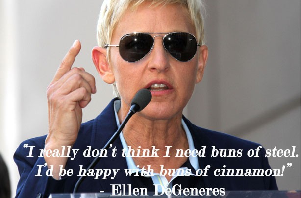 Funny celebrity food quotes