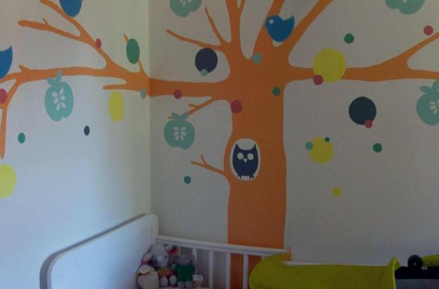 B's nursery