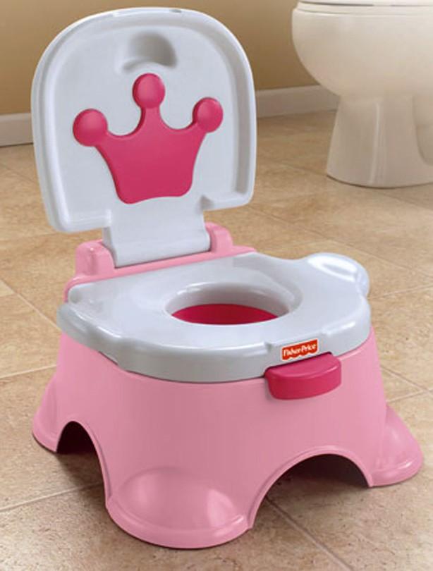 Fisher Price Pink Princess Potty
