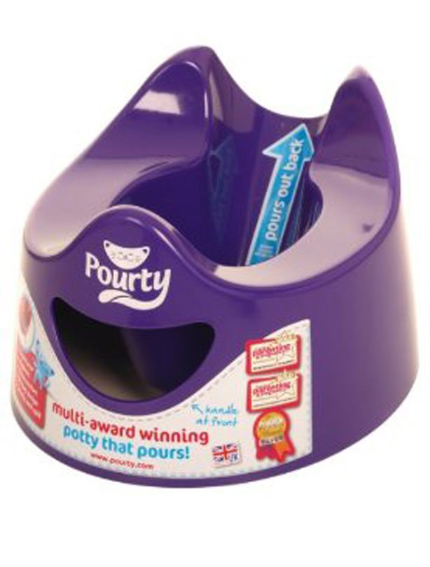 Pourty Potty
