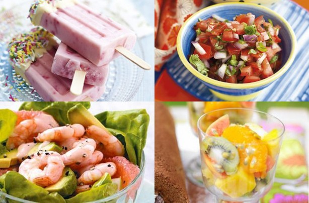 30 foods to cool you down