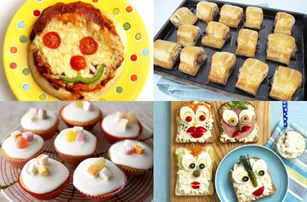 Cooking with kids: 10 best recipes for 3-6 year olds