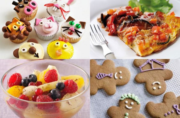Cooking with kids: 10 best recipes for 7-11 year olds