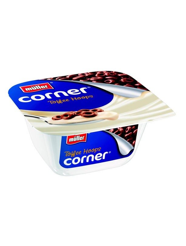 Muller Crunch Corner Toffee Hoops