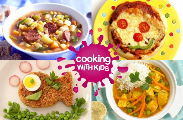 Dinner recipes for two for kids vegetarian ideas veg for Easy things to make for dinner for two