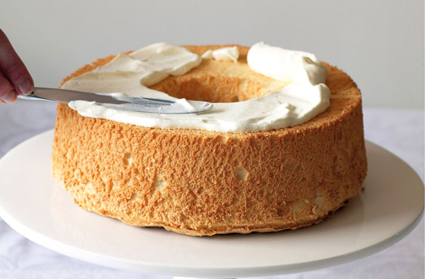 Angel Food Cake Dessert Recipes Angel Food Cake Recipe