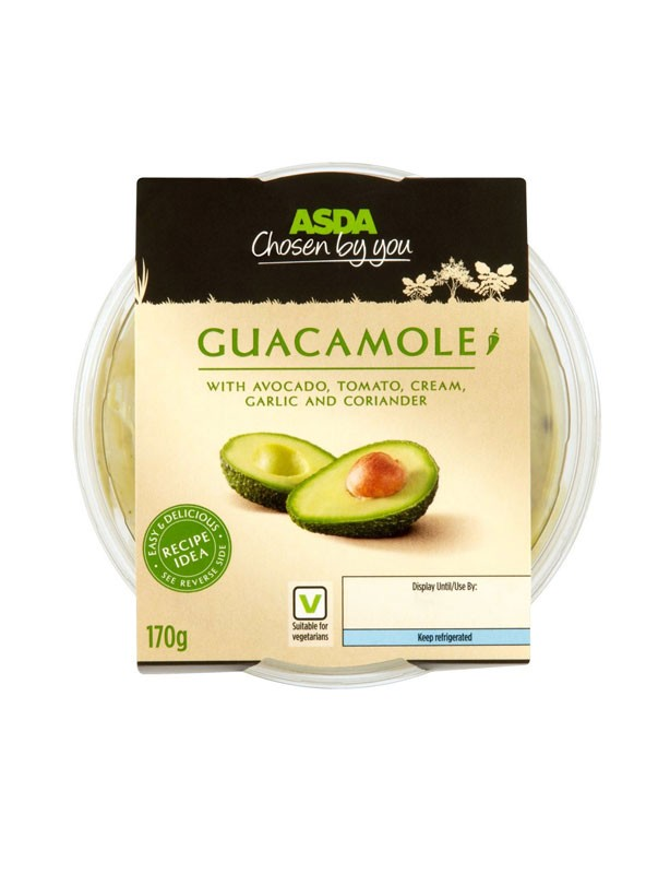Asda Chosen by You Guacamole