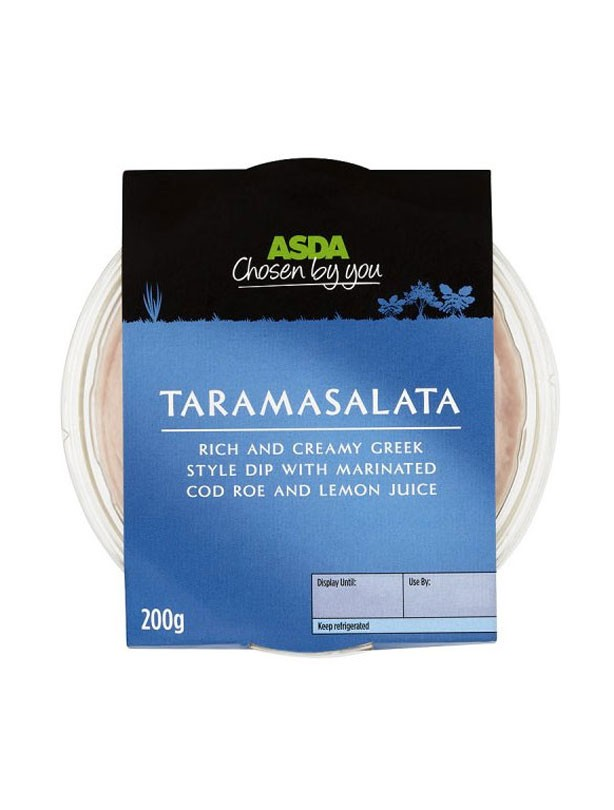 Asda Chosen by You Taramasalata
