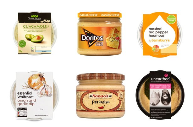 Dips: best and worst revealed!