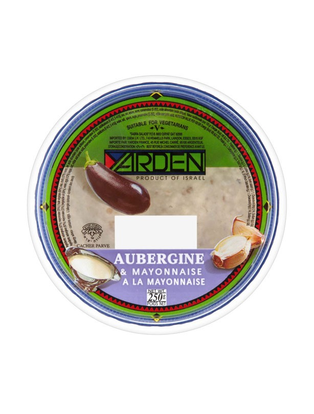 Yarden Kosher Aubergine in Mayonnaise