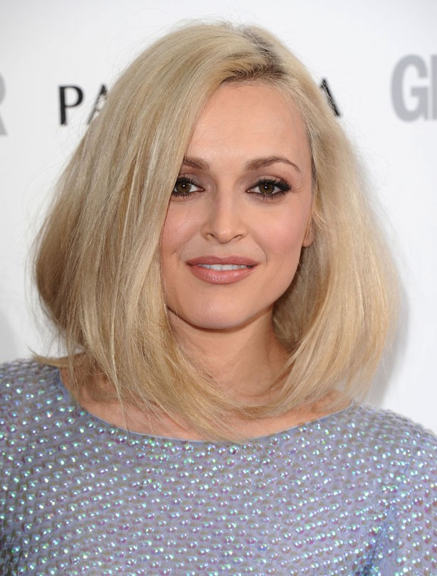 Fearne Cotton: Mid-length hair