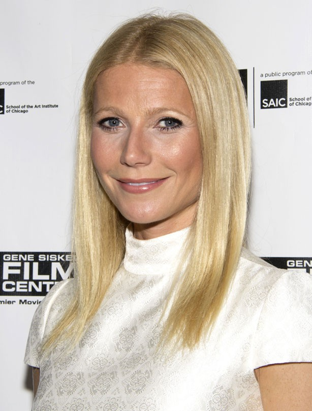 Gwyneth Paltrow: Mid-length hair