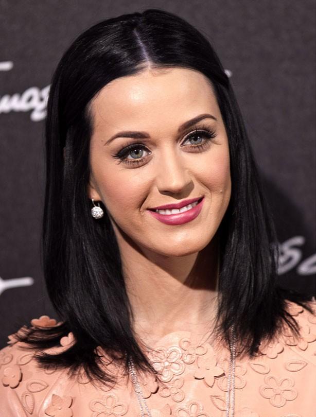 Katy Perry: Mid-length hair
