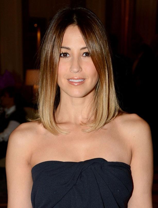 Rachel Stevens: Mid-length hair