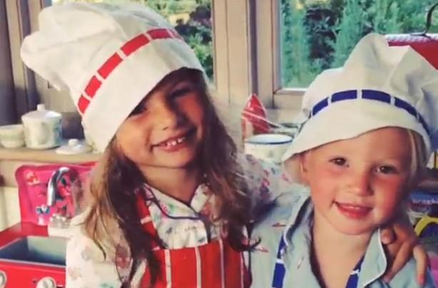 Jamie Oliver's children