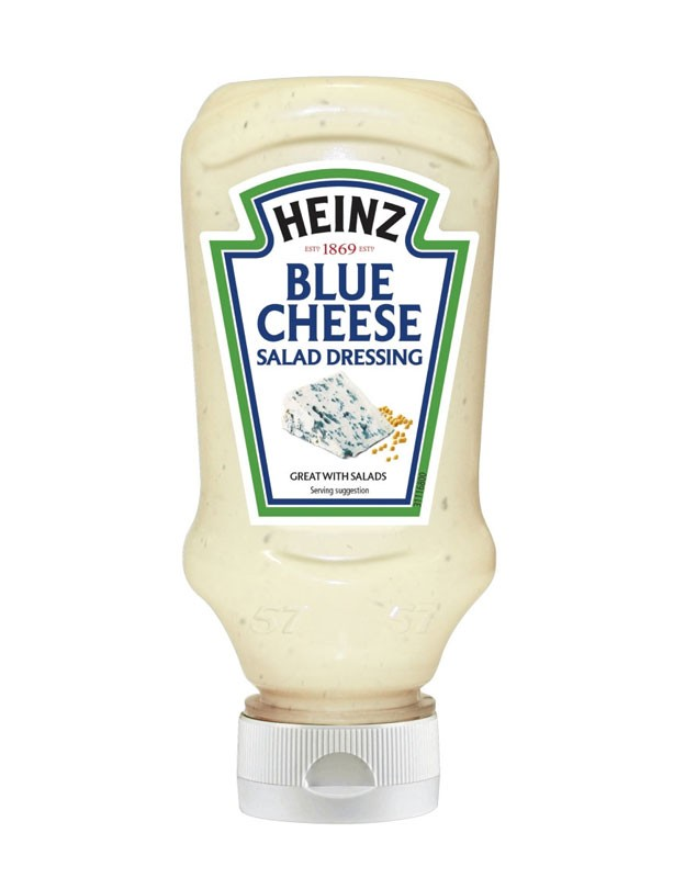 Heinz Blue Cheese Salad Dressing