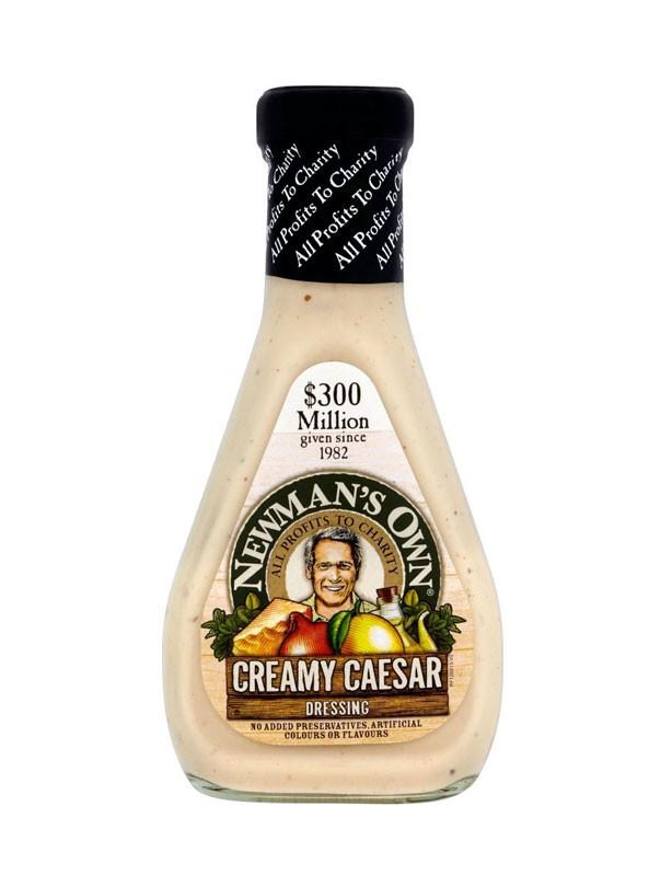Newman's Own Creamy Caesar Dressing