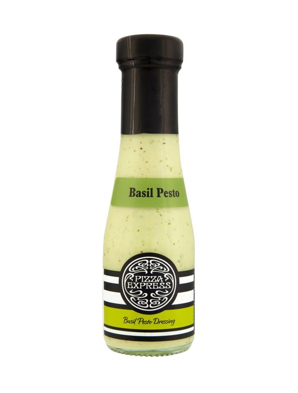 Pizza Express Basil Pesto Salad Dressing
