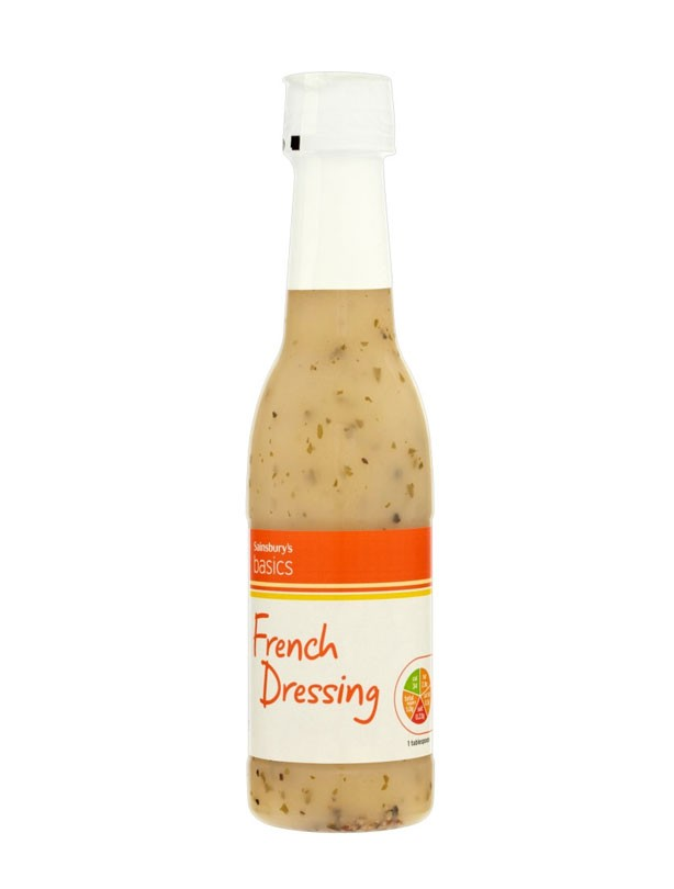 Sainsbury's Basics French Dressing