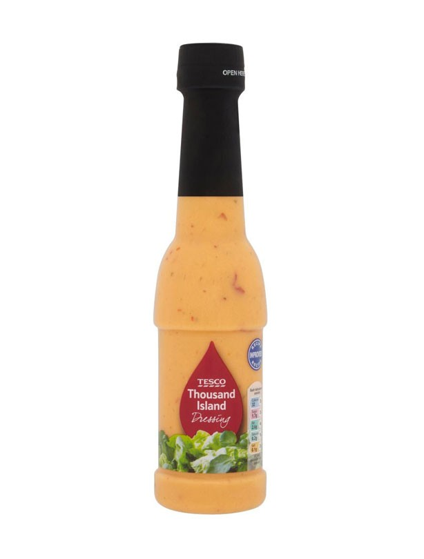 Tesco Thousand Island Dressing
