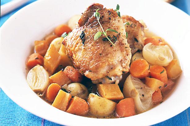 Chicken Hotpot Recipe Goodtoknow