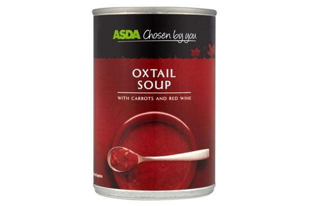 ASDA Oxtail Soup