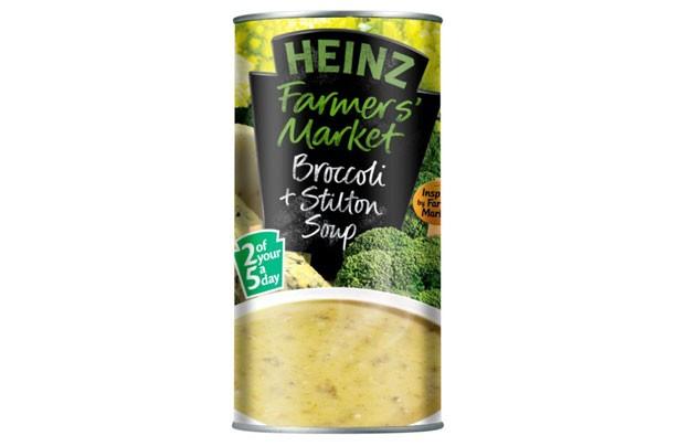 Heinz Farmers' Market Broccoli & Stilton Soup