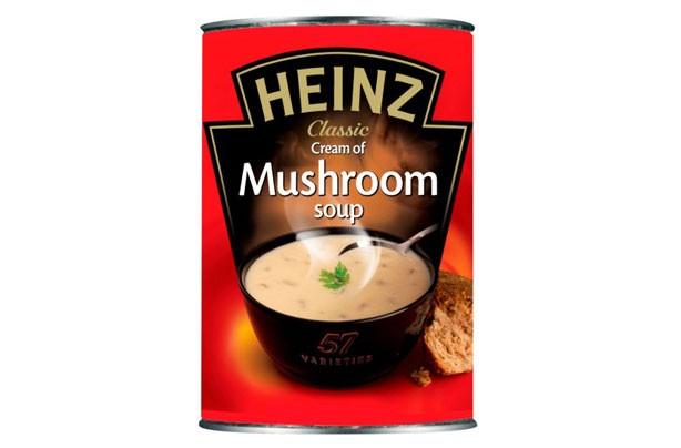 Heinz Cream of Mushroom