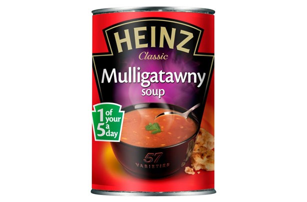 Heinz Mulligatawny Soup